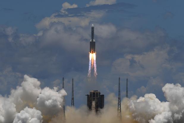 La Chine lance sa première sonde indépendante vers Mars