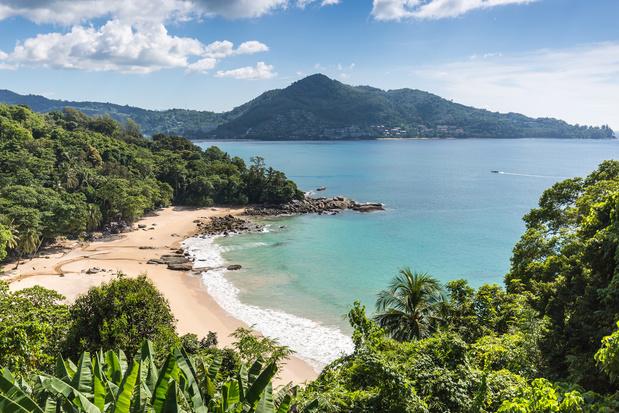 Buitenlandse toeristen zijn weer welkom op Phuket