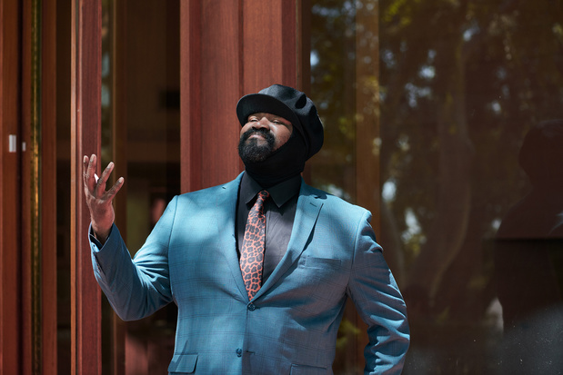 All Rise for Gregory Porter