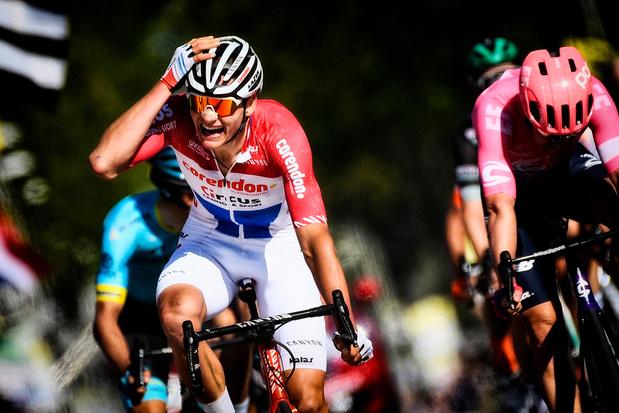 L'Amstel Gold Race est annulée
