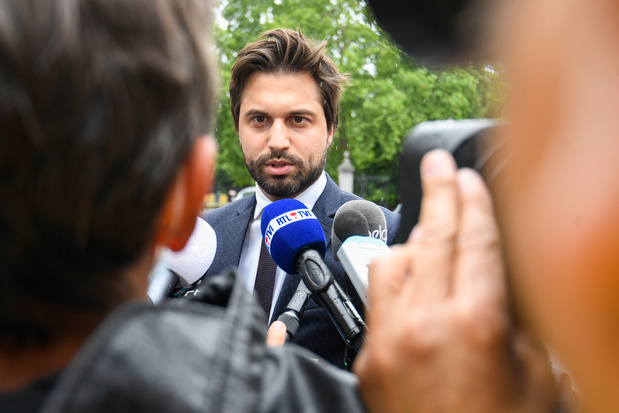 """Georges-Louis Bouchez: """"Il faut arrêter de parler d'élections si on ne les veut pas"""""""