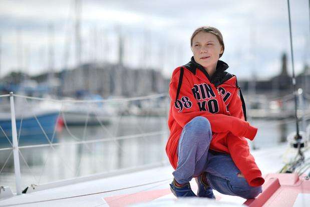 Greta Thunberg, star de la prochaine série de la BBC