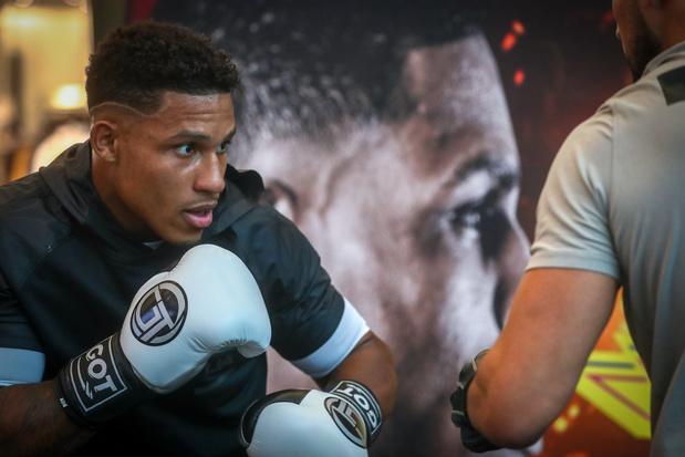 La Belgique va-t-elle se réveiller avec un boxeur champion du monde?