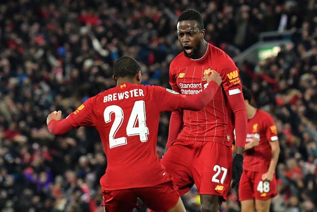 Doublé d'Origi avec Liverpool dans un match fou face à Arsenal, Batshuayi buteur mais éliminé avec Chelsea