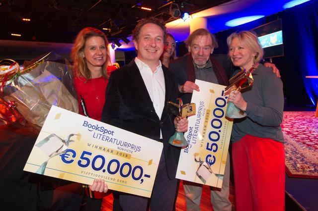 Wessel te Gussinklo wint Bookspot Literatuurprijs met roman 'De hoogstapelaar' - Knack.be