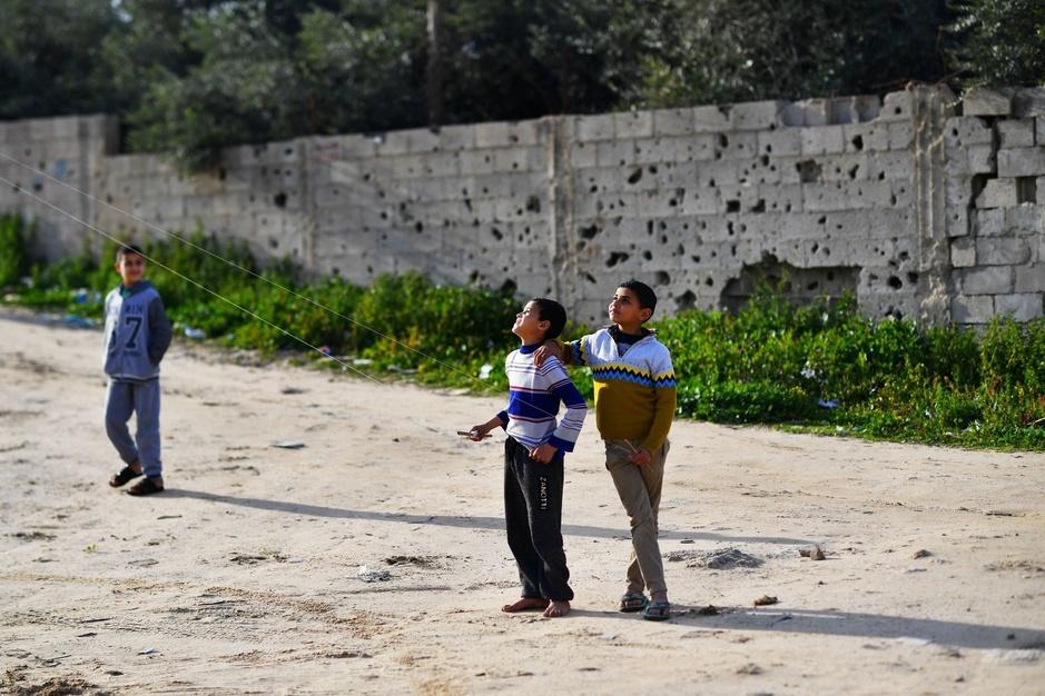 In beeld: 24 uur in Gaza