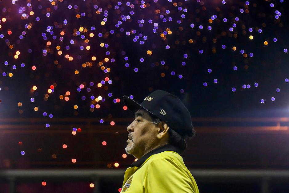 Diego Maradona (60) overleden: van 'hand van God' tot God himself
