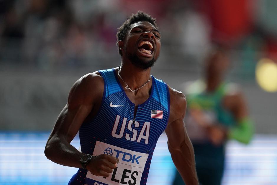Noah Lyles: snelste man ter wereld en voorbeeld voor topsporters met psychische problemen