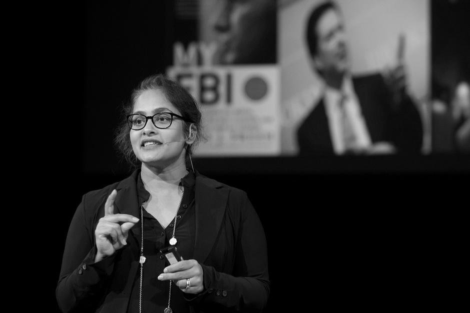 Jaya Baloo: 'De huidige algoritmes zullen niet meer veilig zijn'