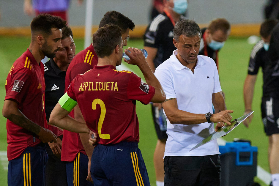 Verliefd op Totti en recordman bij Barcelona: wie is Spaans bondscoach Luis Enrique?