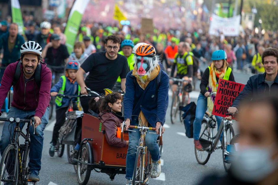 Retour en images sur la grande Marche pour le climat