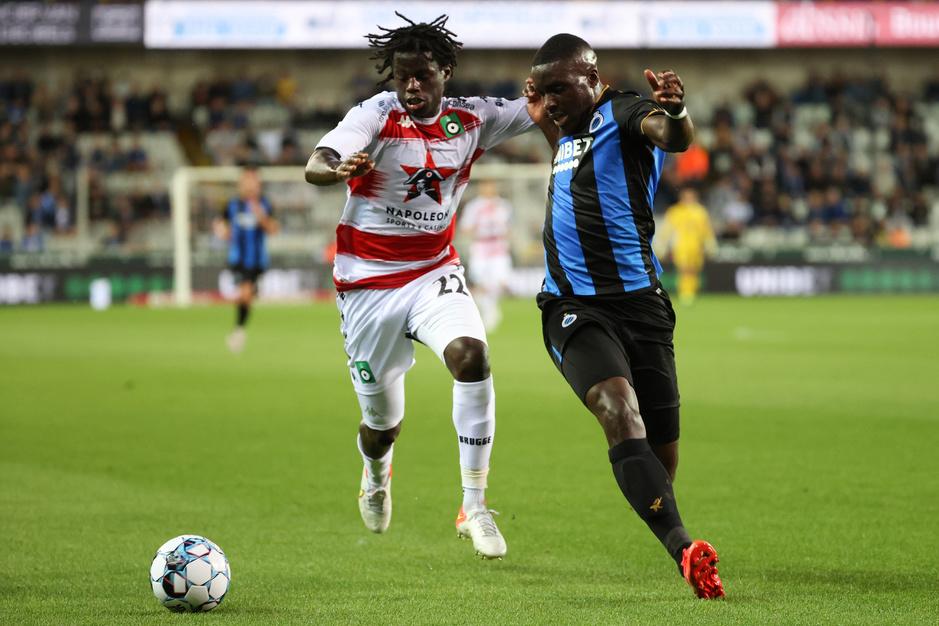 Wie is Stanley Nsoki, de nieuwe verdediger van Club Brugge?