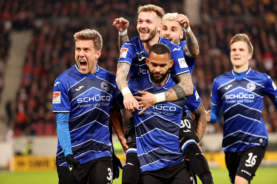 Arminia Bielefeld: twee keer bijna failliet, maar nu terug in de Bundesliga