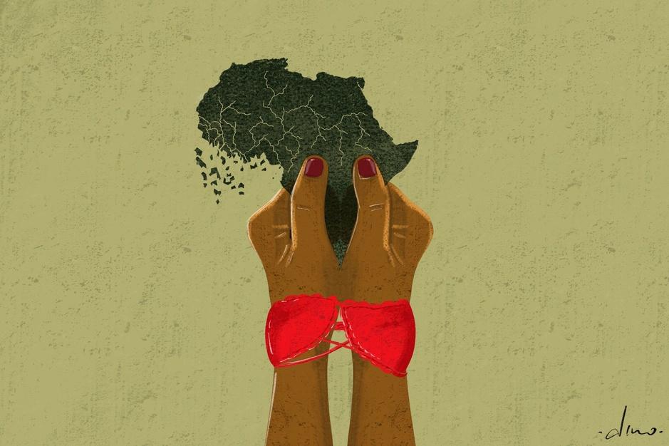 Sekswerk als laatste redmiddel in Afrika: 'Hiv doodt je binnen twintig jaar, maar honger binnen twee dagen'