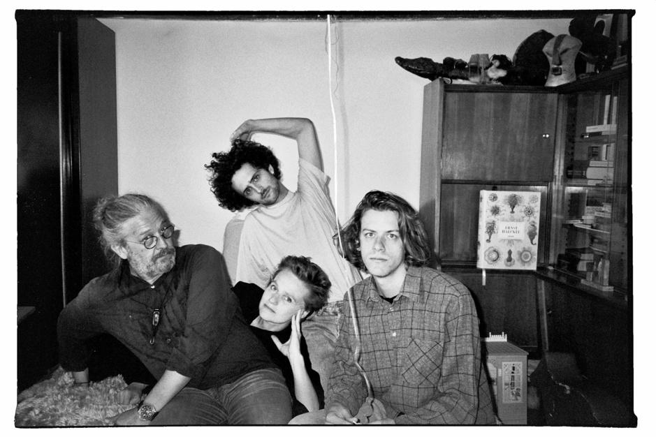 Het jazzdebuut van An Pierlé en Koen Gisen: 'Wij en Schntzl, dat is liefde voor het leven'