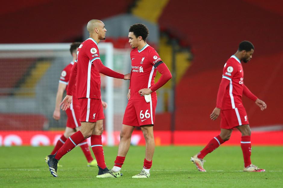Wat als Liverpool zich niet kan plaatsen voor de Champions League?