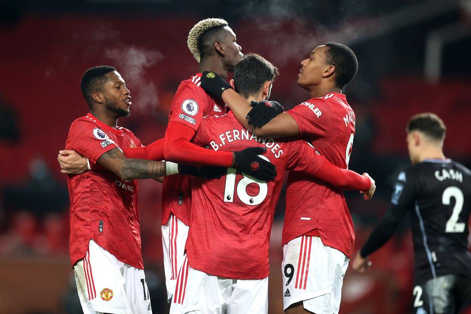 Hoe Manchester United ineens meedoet voor de titel