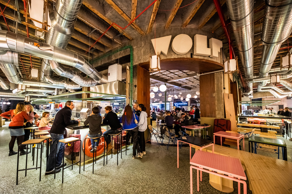 En images: le Wolf, nouveau haut-lieu gourmand au coeur de Bruxelles