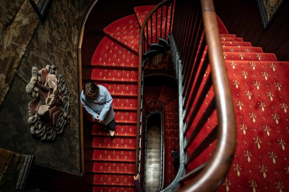 En images: la maison de Victor Hugo à Guernesey rouvre ses portes