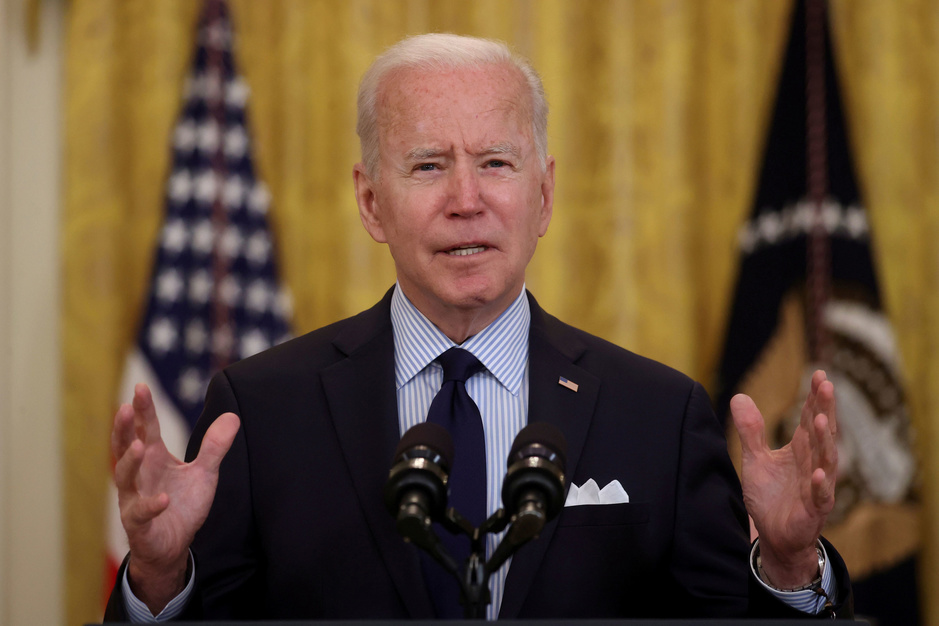 Midden-Oosten: Joe Biden 'steunt' staakt-het-vuren na kritiek Democraten