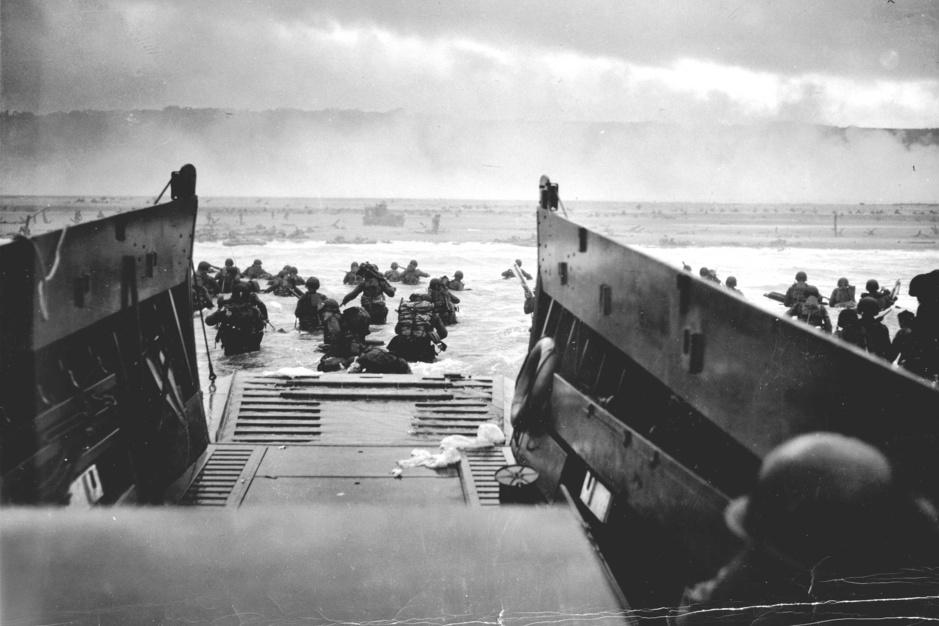 De mythe van D-day als keerpunt van de Tweede Wereldoorlog