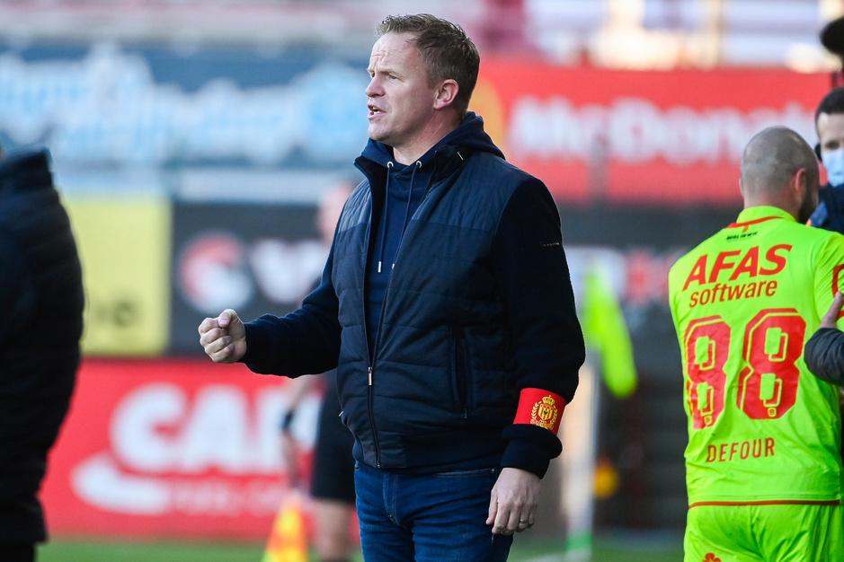 Met coach Vrancken door het seizoen van KV Mechelen: 'De beste speelde, zo simpel werkt het'