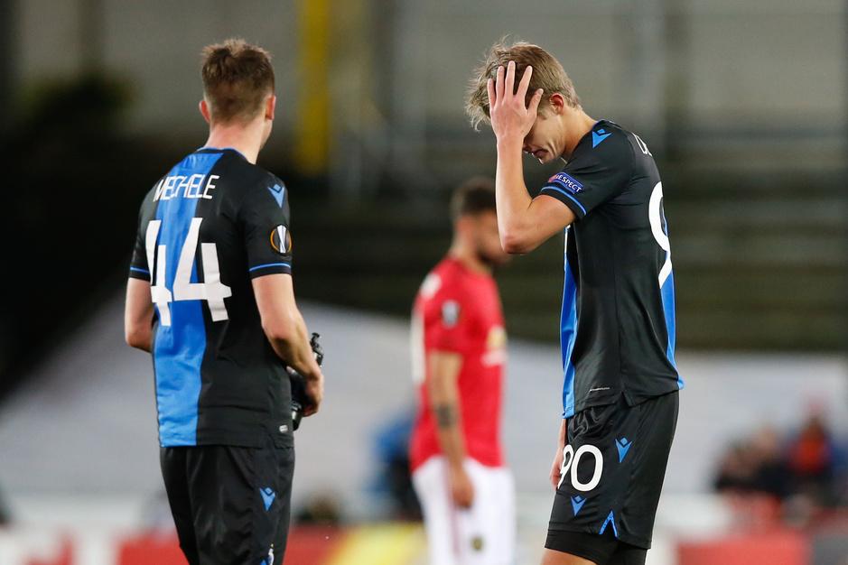 Wat als... Club Brugge écht voluit was gegaan tegen Manchester United?