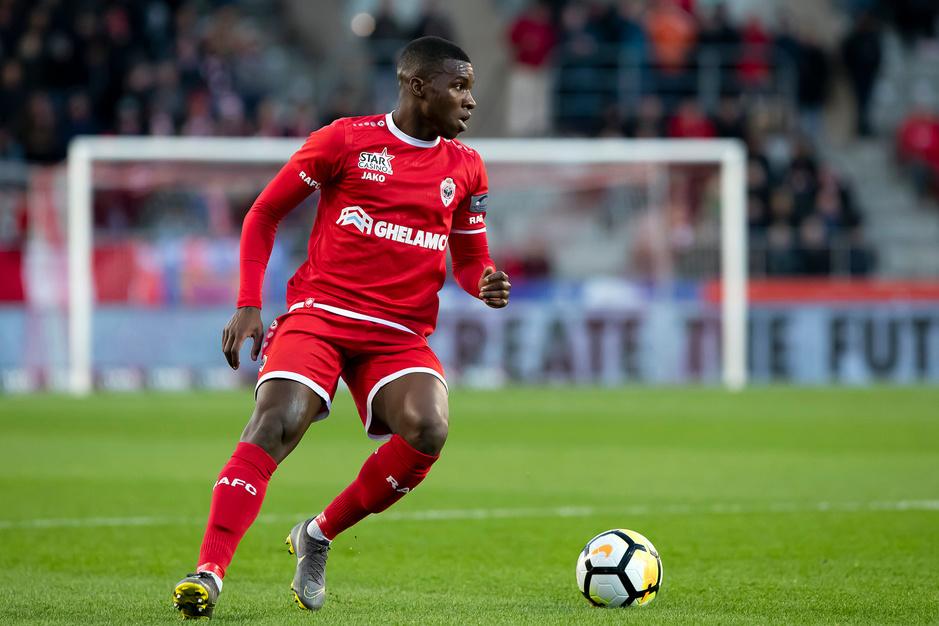 Aurélio Buta: de Portugese parel van Royal Antwerp FC