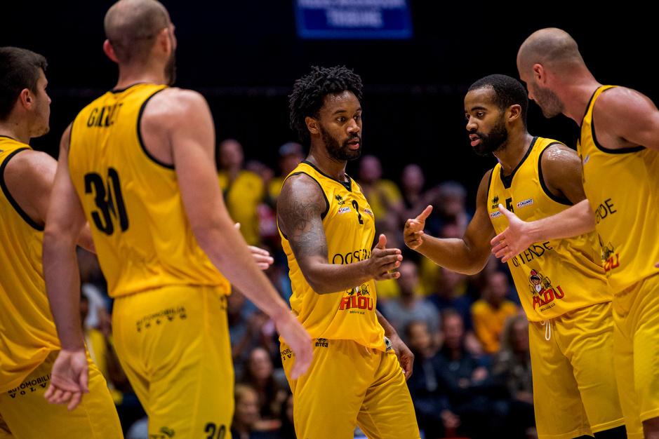 Daar is de BNXT League: wat u moet weten over de nieuwe Belgisch-Nederlandse basketbalcompetitie