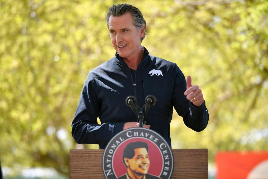 Californië stemt over afzetting gouverneur: 'Hier is sprake van partijpolitiek'