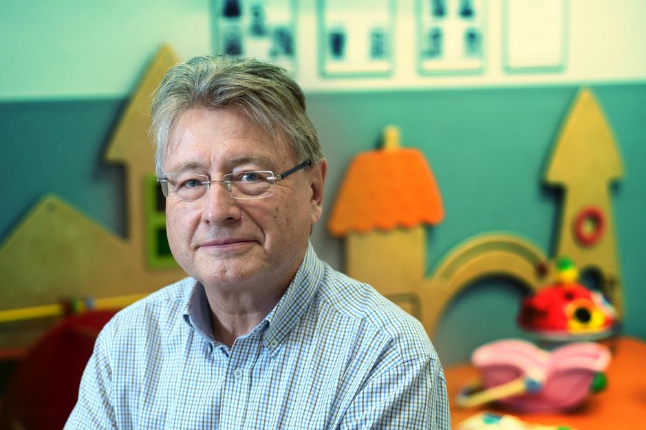 Michel Pletincx, la force tranquille de la pédiatrie