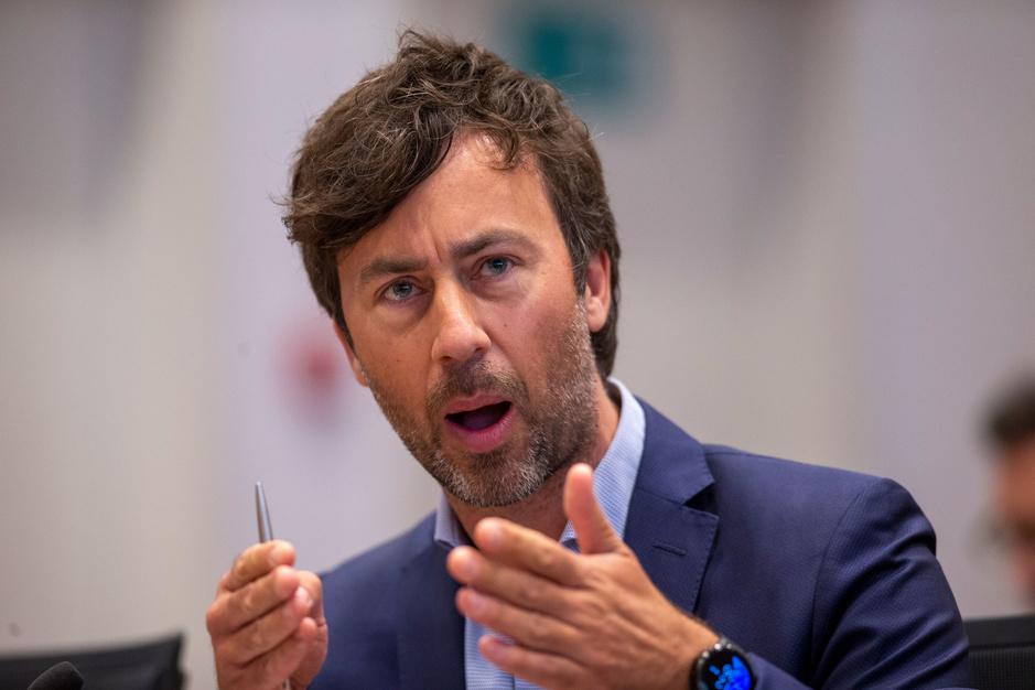 Wouter De Vriendt (Groen): 'Mij maak je niet wijs dat iemand gelukkig wordt van een stem voor Vlaams Belang'