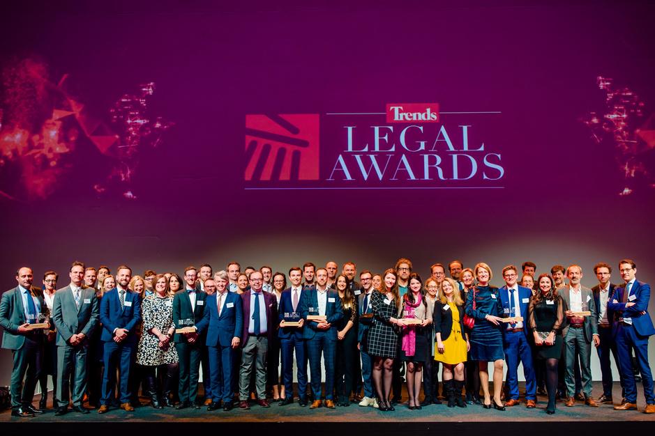 Trends-Tendances Legal Awards 2019 (en images)