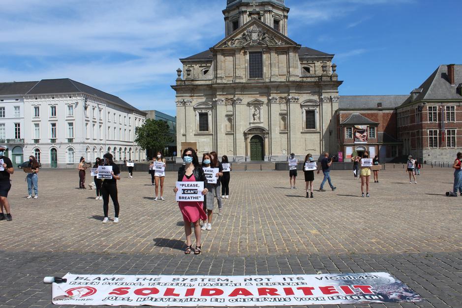 Factcheck: Nee, Gentse manifestatie resulteerde niet in stijging coronabesmettingen