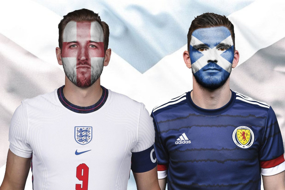 Engeland-Schotland: een geschiedenis van de moeder der derby's