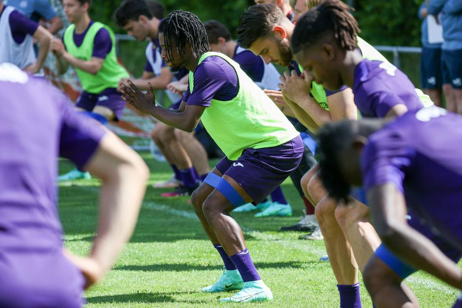 Anderlecht on tour: hoe verliep de stage van paars-wit in Nederland?