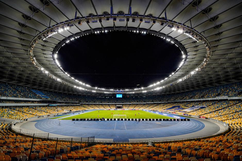 Rondreis door Kiev, de stad die voetbal ademt