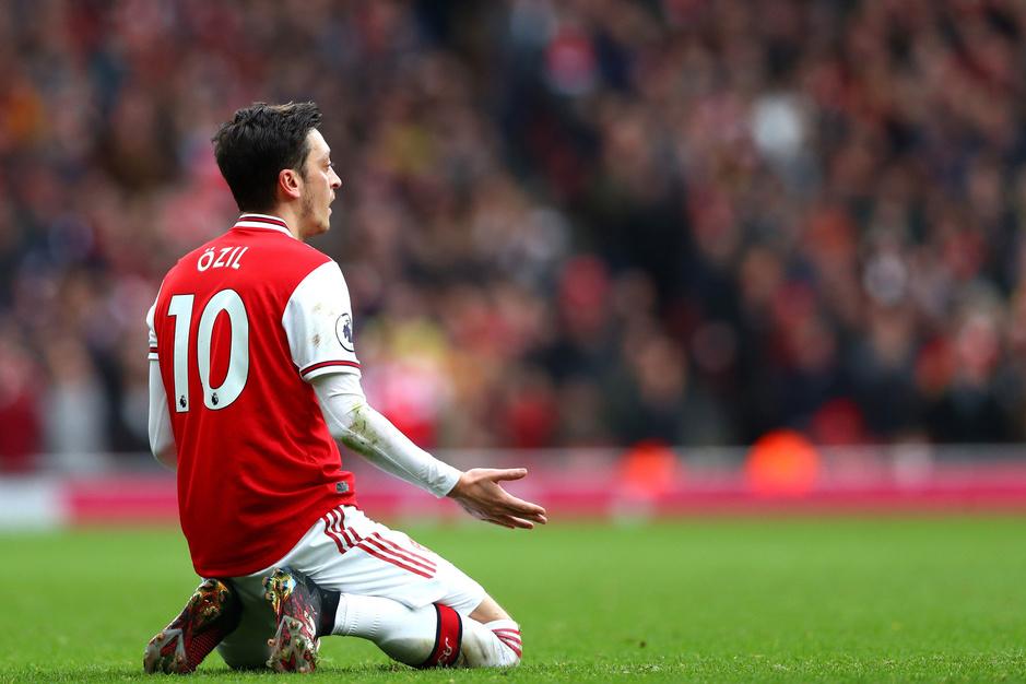Mesut Özil: hoe is het zover kunnen komen?