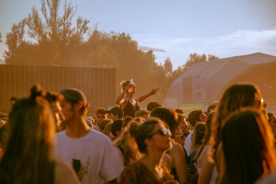 Hiphopfestival Fire Is Gold gaat voor goud met meer plaats, volk, sfeer en hits