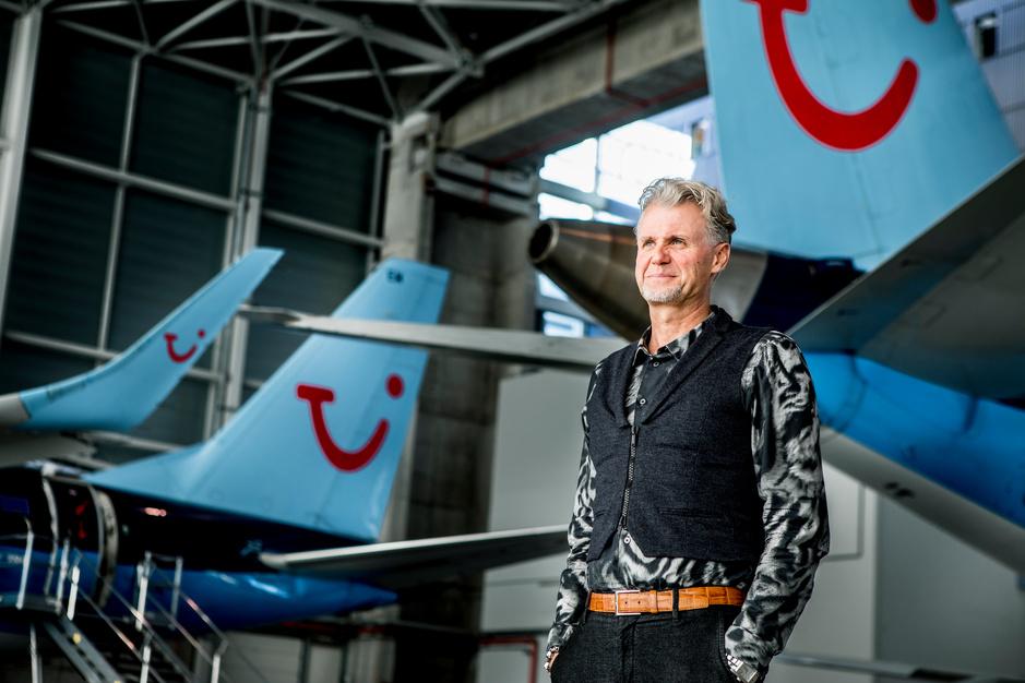 Filip Michiels: 'Chez TUI, on est convaincu que sans une IT de qualité, il n'y a aucune chance de survie'