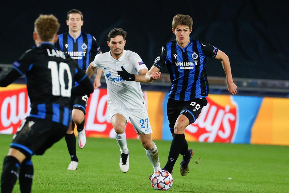 Club Brugge: de winnaars en verliezers van de Europese campagne