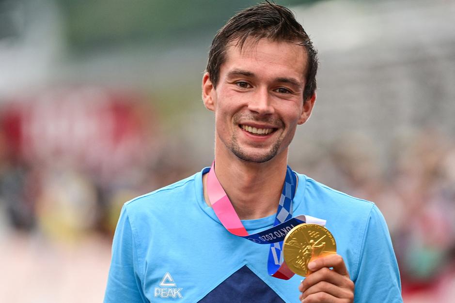 Hoe de olympische droom van Primoz Roglic begon