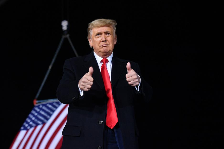 Hebben de Republikeinen hun buik vol van Trump?