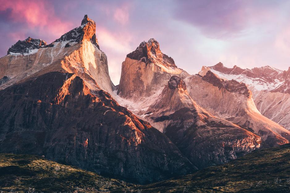 Chilenen willen groene long rond hun hoofdstad
