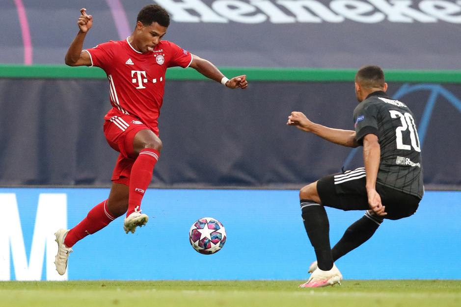 Serge Gnabry: speerpunt van het nieuwe Bayern