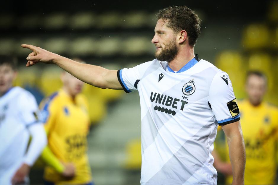 Hoe Mats Rits een van de sterkhouders van Club Brugge werd
