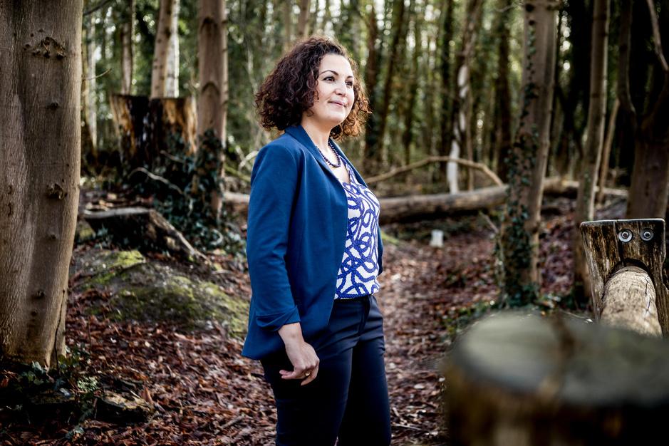 Rima Farhat: 'Je kan met technologie echt een verschil maken'