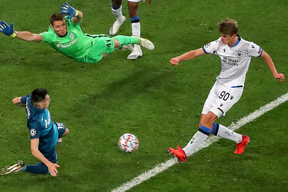 Charles De Ketelaere: het zondagskind van Club Brugge
