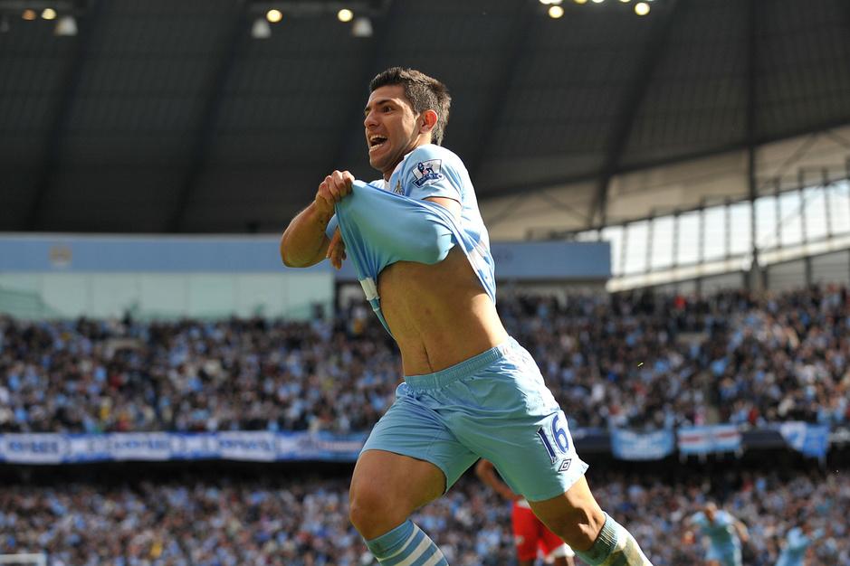 Sergio Agüero bij Manchester City: een standbeeld waard