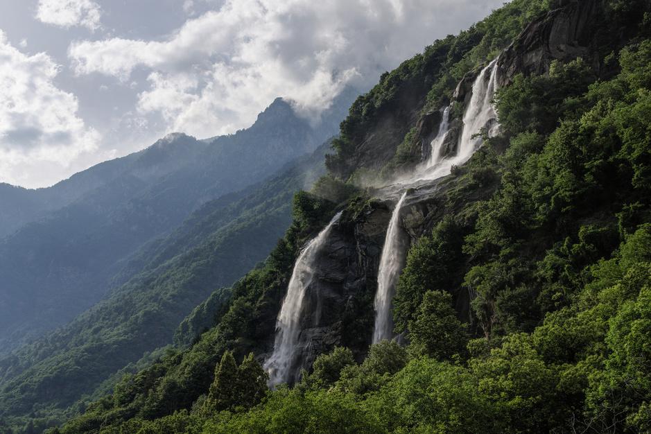 Dix cascades spectaculaires d'Europe (en images)
